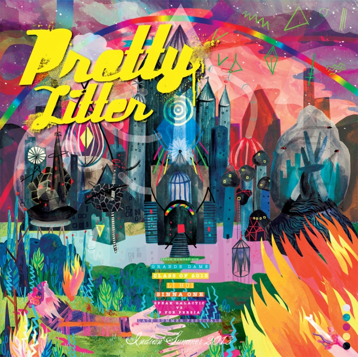PRETTY LITTER MAGAZINE ISSUE 6