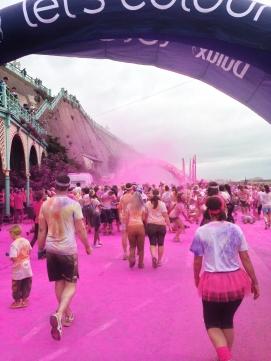 The Colour Run Brighton