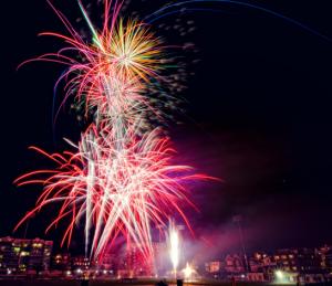 sussex fireworks