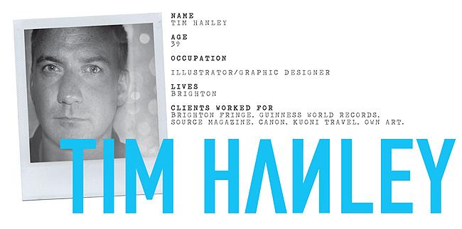 TIM HANLEY